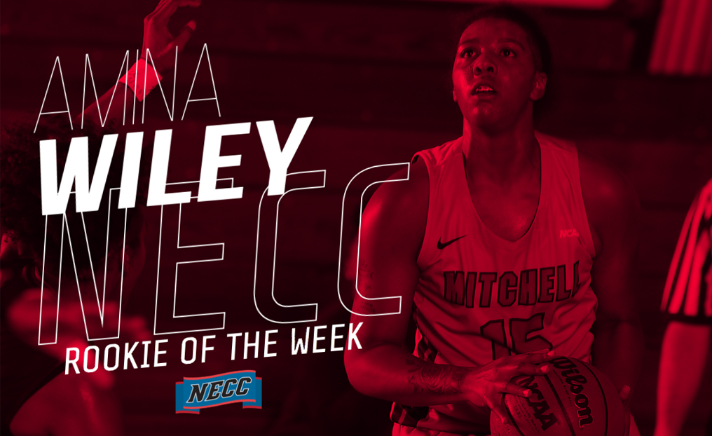 WBB's Wiley Nabs Fourth NECC Rookie of the Week Nod