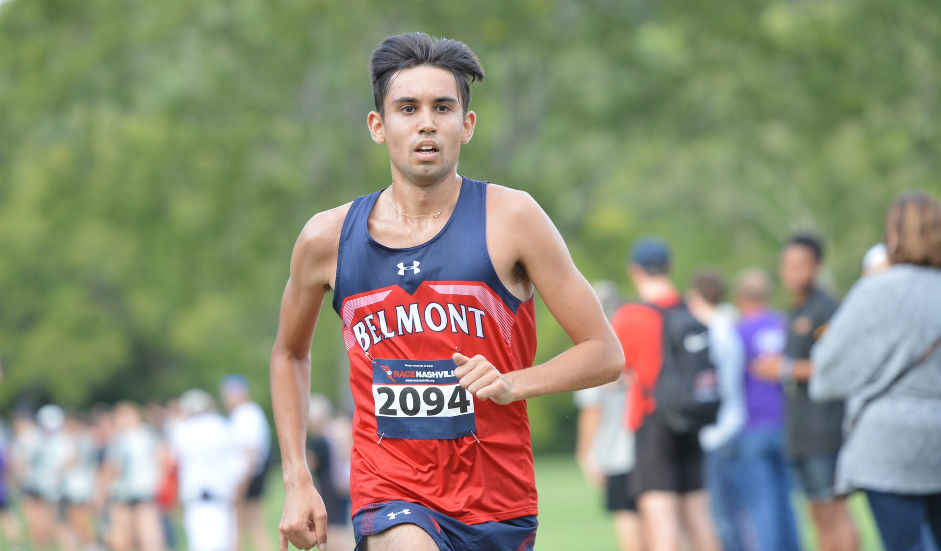 Thompson Races at NCAA East Preliminary Round