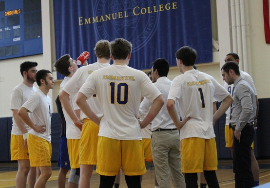 MEN'S VOLLEYBALL STARTS GNAC PLAY WITH 3-0 WIN OVER ALBERTUS MAGNUS
