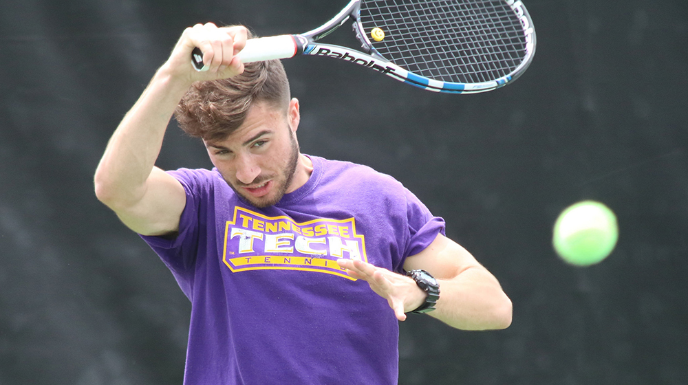 Bernardes, Tajes win doubles bracket, Golden Eagles fare well in Louisville