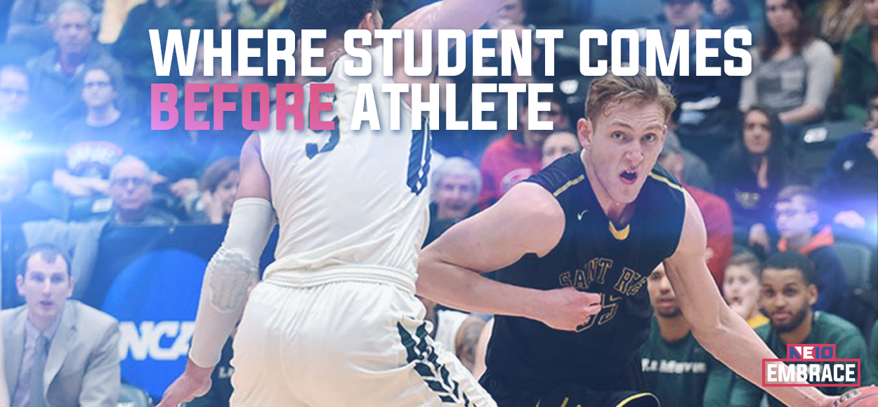 Embrace The Learning: Four NE10 Basketball Student-Athletes Named Academic All-Americans