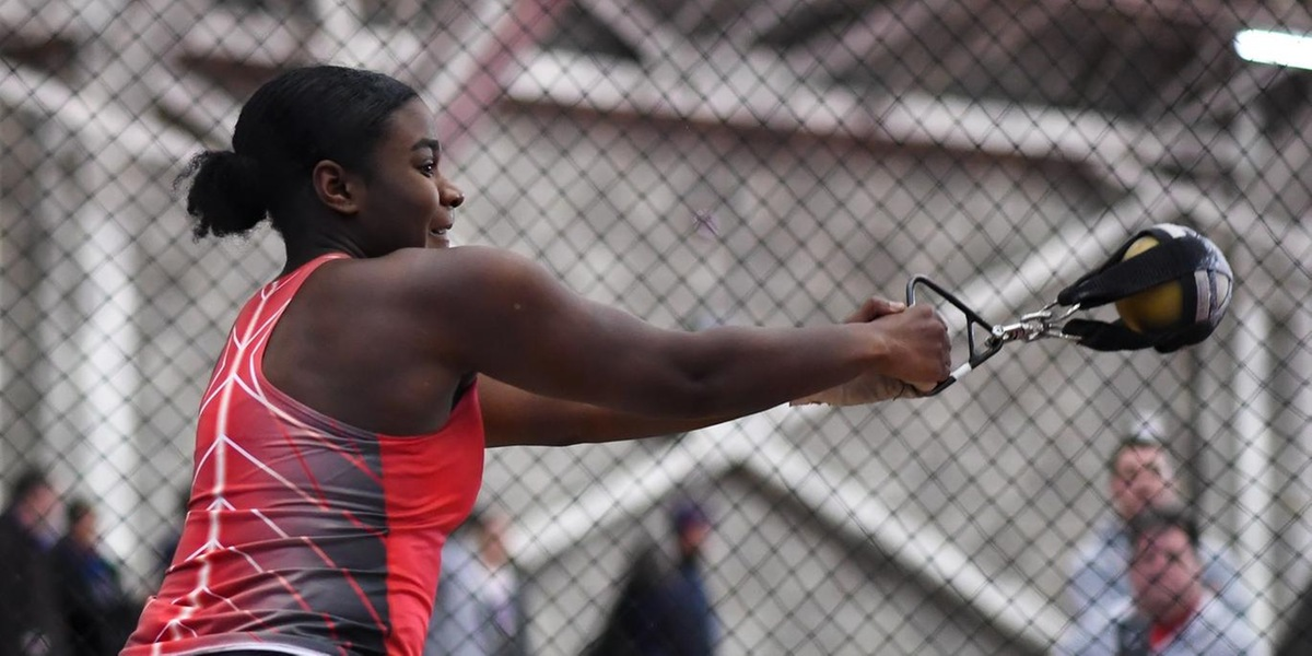 Ivie Uzamere recorded a pair of first-place finishes.