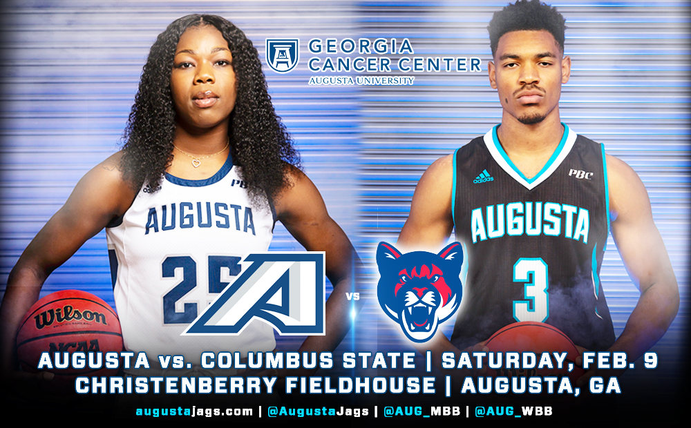 Augusta Basketball Hosts Cancer Awareness Games Feb. 9 To Support Georgia Cancer Center