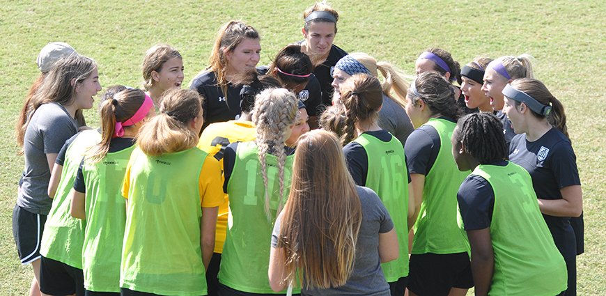 Women's Soccer Team Knocked Out Of Playoff Contention