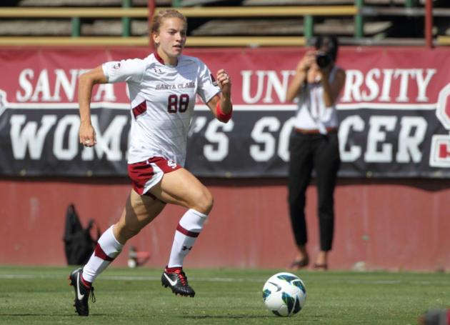 Women's Soccer Travels to BYU to Face No. 6 Cougars in WCC-Opener