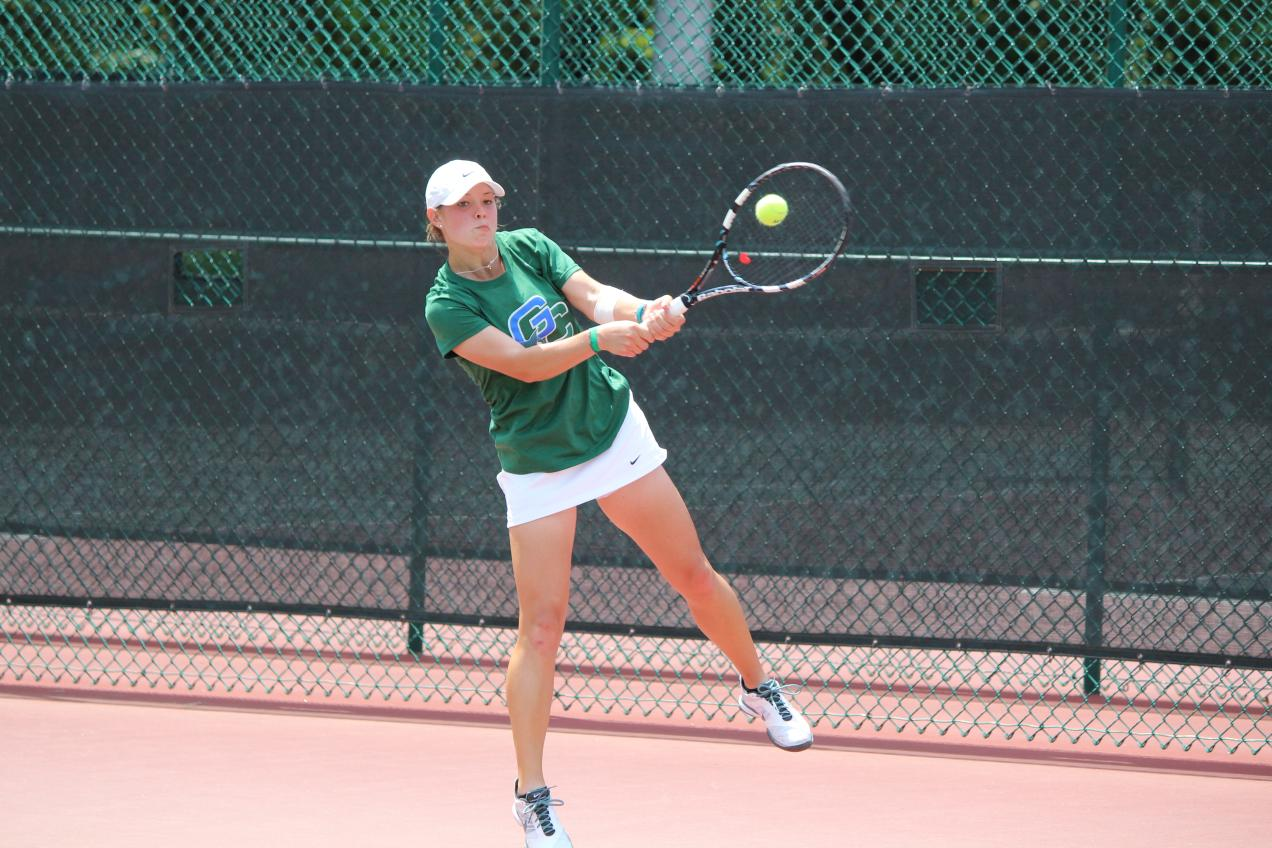 No. 4-Seed GC Women's Tennis Seizes Regional Final Berth, Drops Jags 5-3