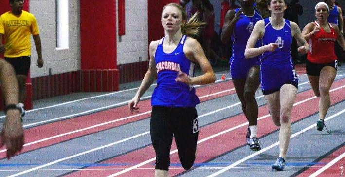 Women's Track & Field places third at Beloit Relays