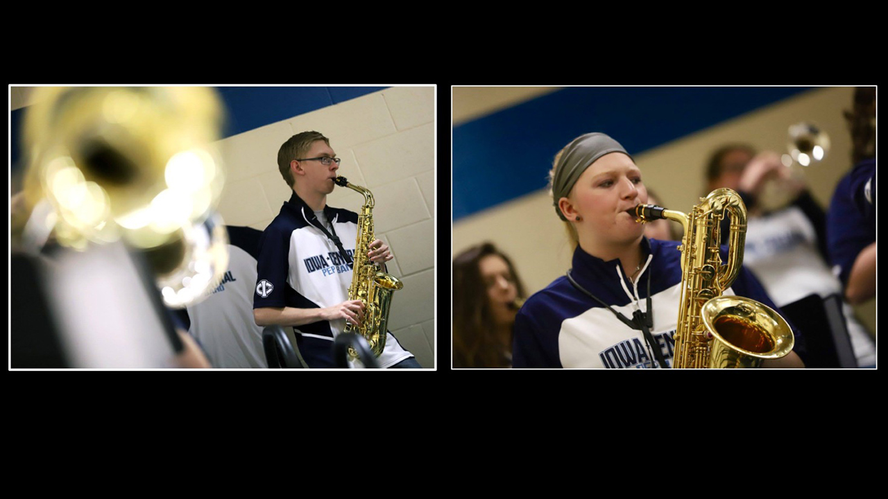 Triton Marching Band Announces Student Leadership