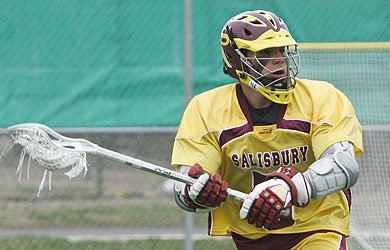 Salisbury returns to CAC championship game, beat St. Mary's on the road