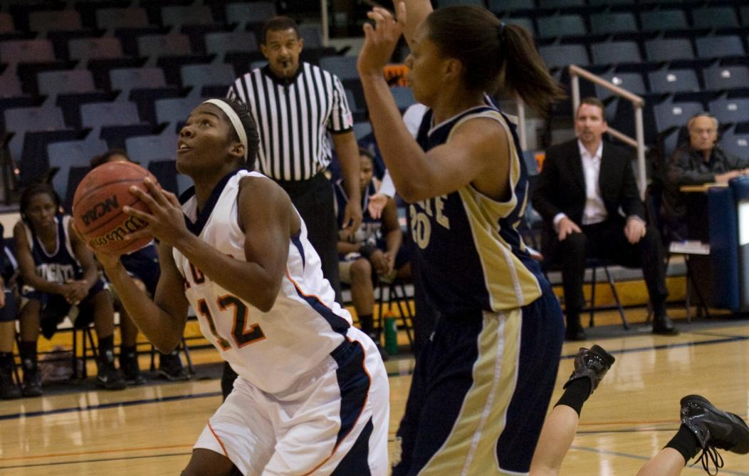 Lady Eagles fall at Anderson, 78-69