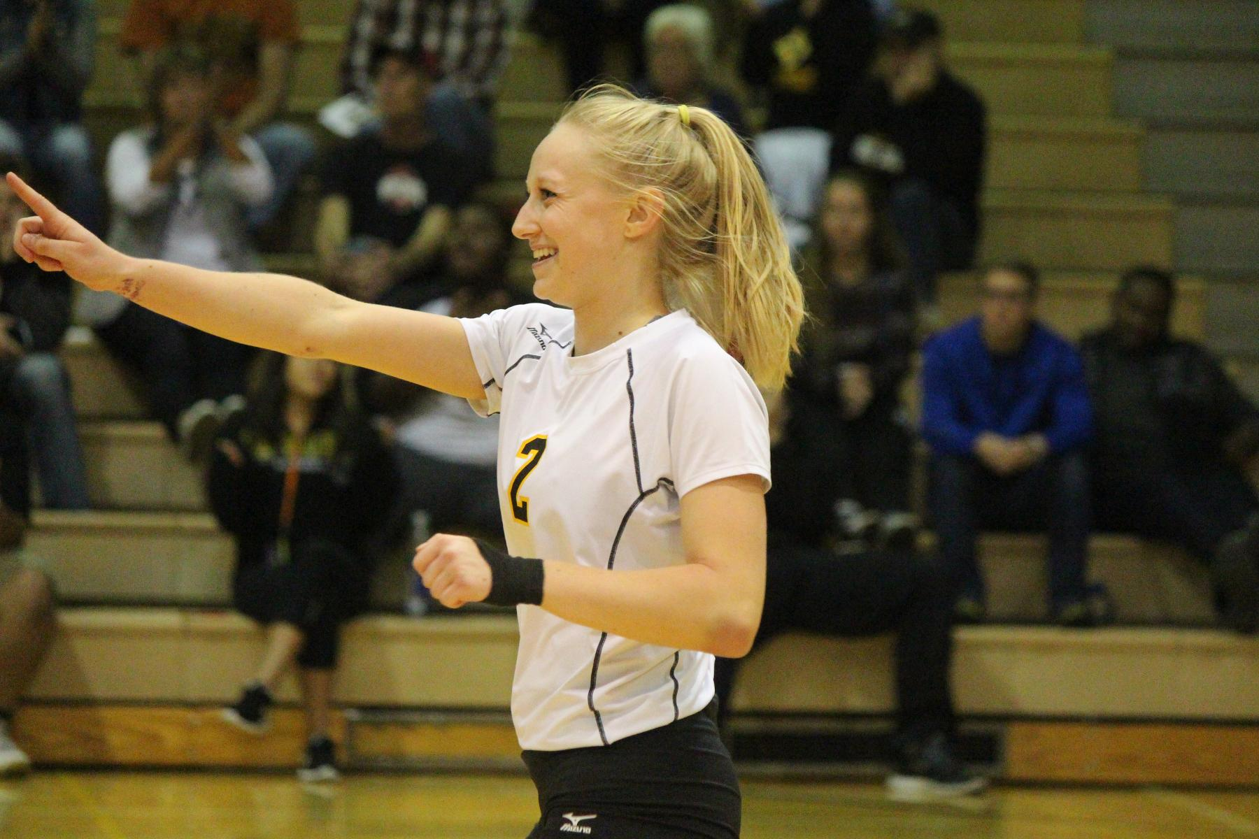 Volleyball Tops Trevecca Nazarene, 3-1
