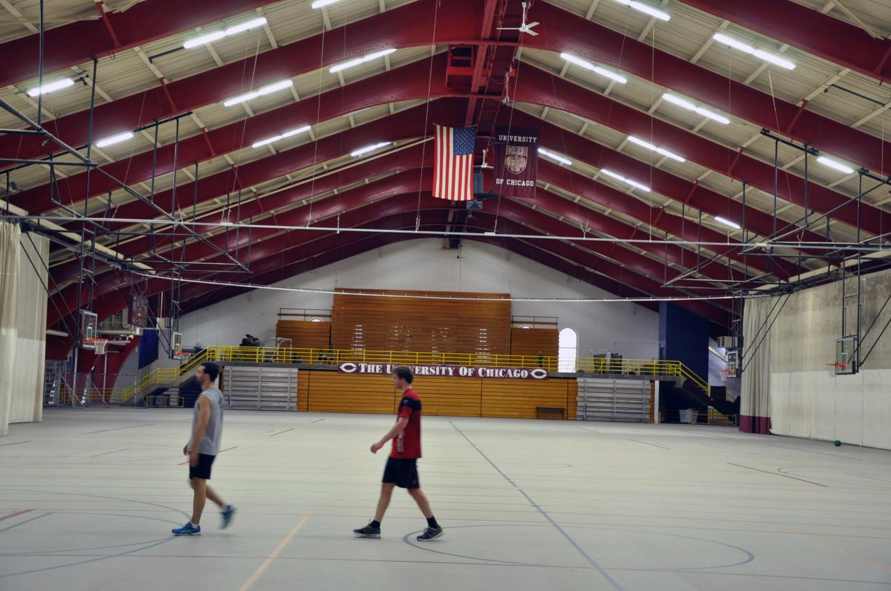 Henry Crown Field House The University Of Chicago Athletics