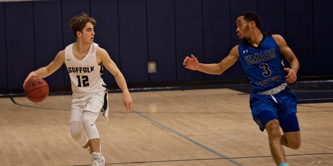 Men's Basketball Wraps Up Road Swing with Rematch at Emmanuel
