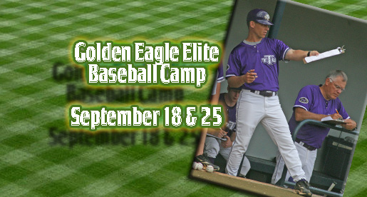 Bragga to hold Golden Eagle Elite Baseball Camp in the coming weeks