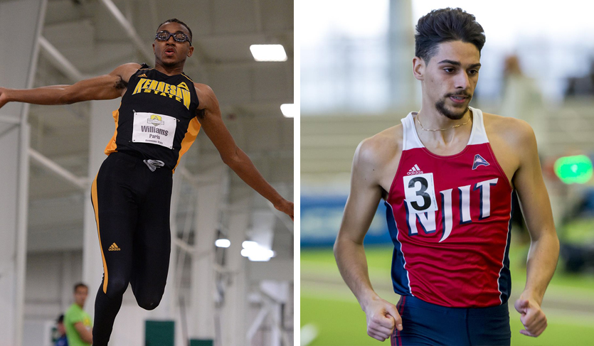 Owls & Highlanders Open 2019 #ASUNTF Men's Indoor Seasons