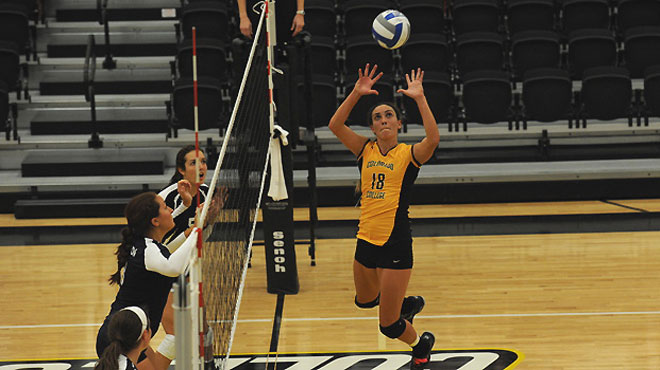 Colorado College No. 17 in latest AVCA national rankings
