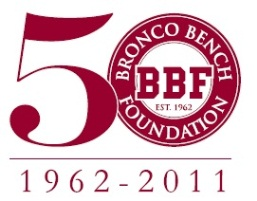 Be part of our legacy, be part of our future. The BBF Celebrates 50 years.