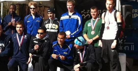 Mattix Garners First All-Region Honor for GC, Breaks School Record as Bobcats Take 14th at Regionals