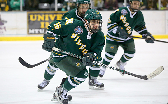 NMU Releases 2013-14 Hockey Schedule