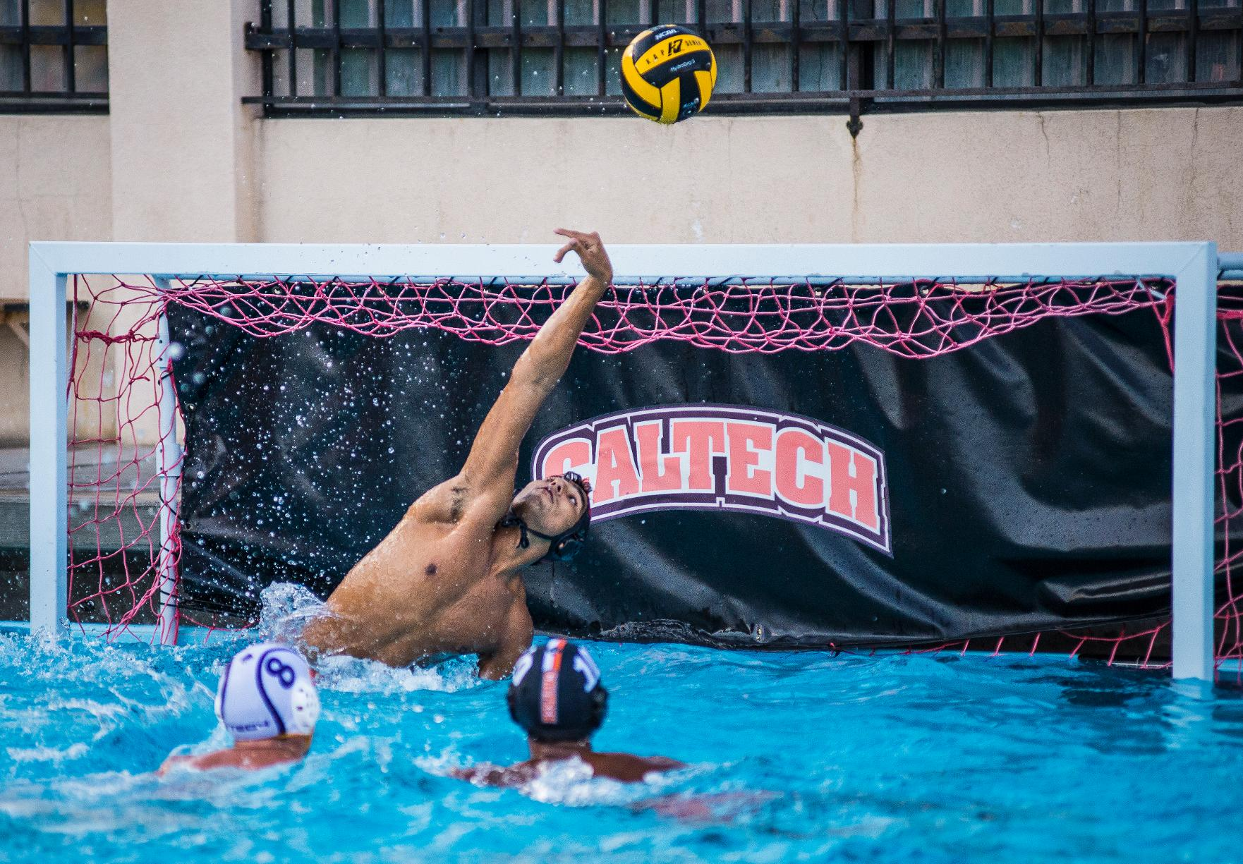 Men's Water Polo Ends Season at SCIAC Championships