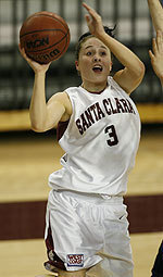 Santa Clara Opens Up 2006-07 Season Up With Road Victory