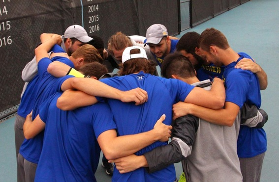 Gophers Bow Out of NCAA Men's Tennis Championships
