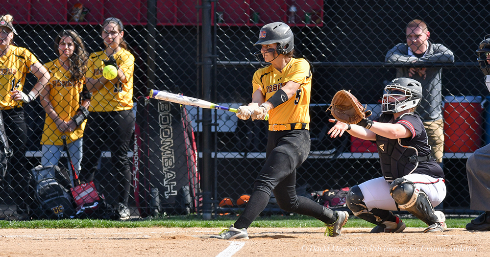 Softball Splits Pair With Haverford