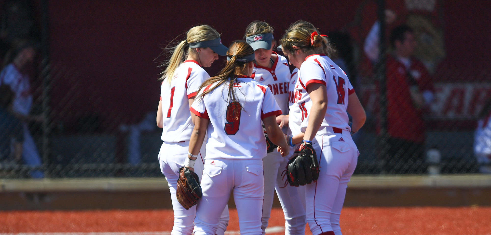 SHU Softball's Season Comes To Close At NEC Tournament
