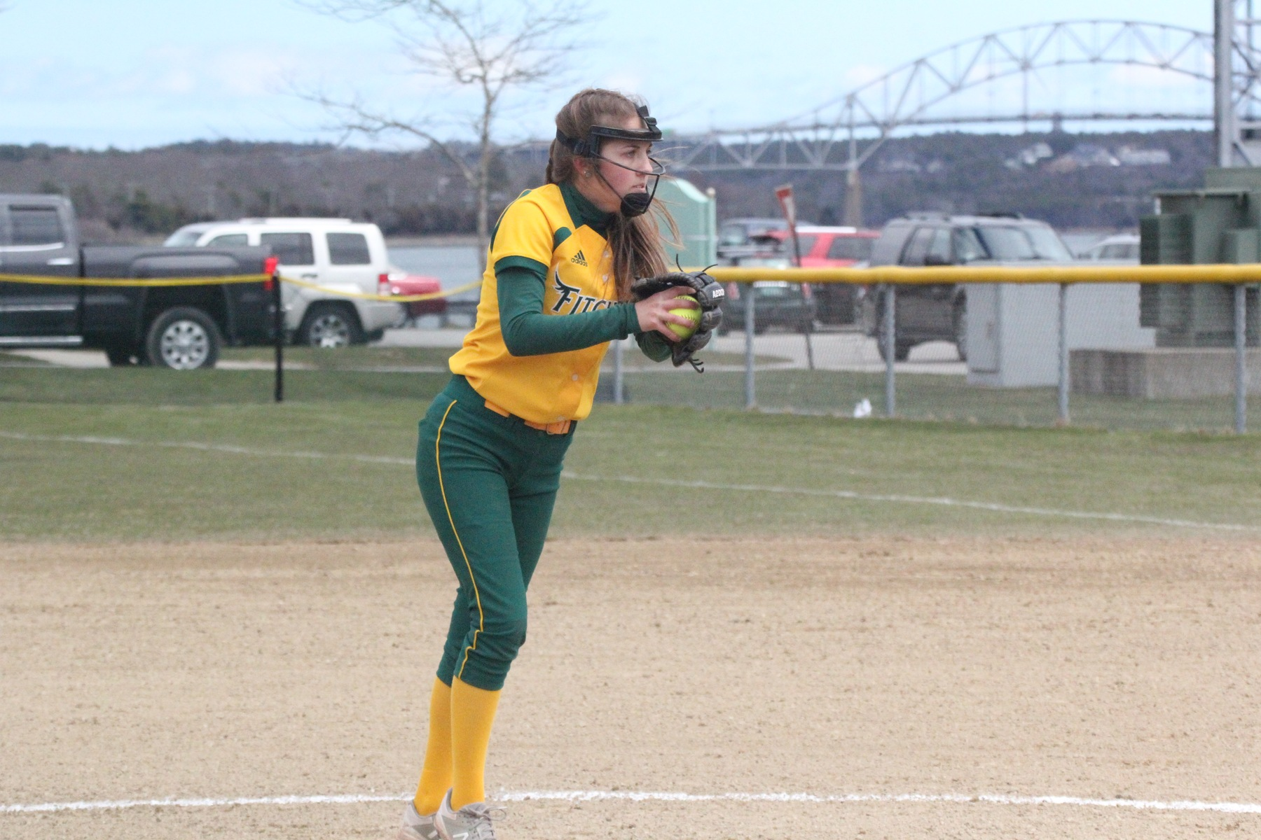 Fitchburg State Sweeps Mass. Maritime
