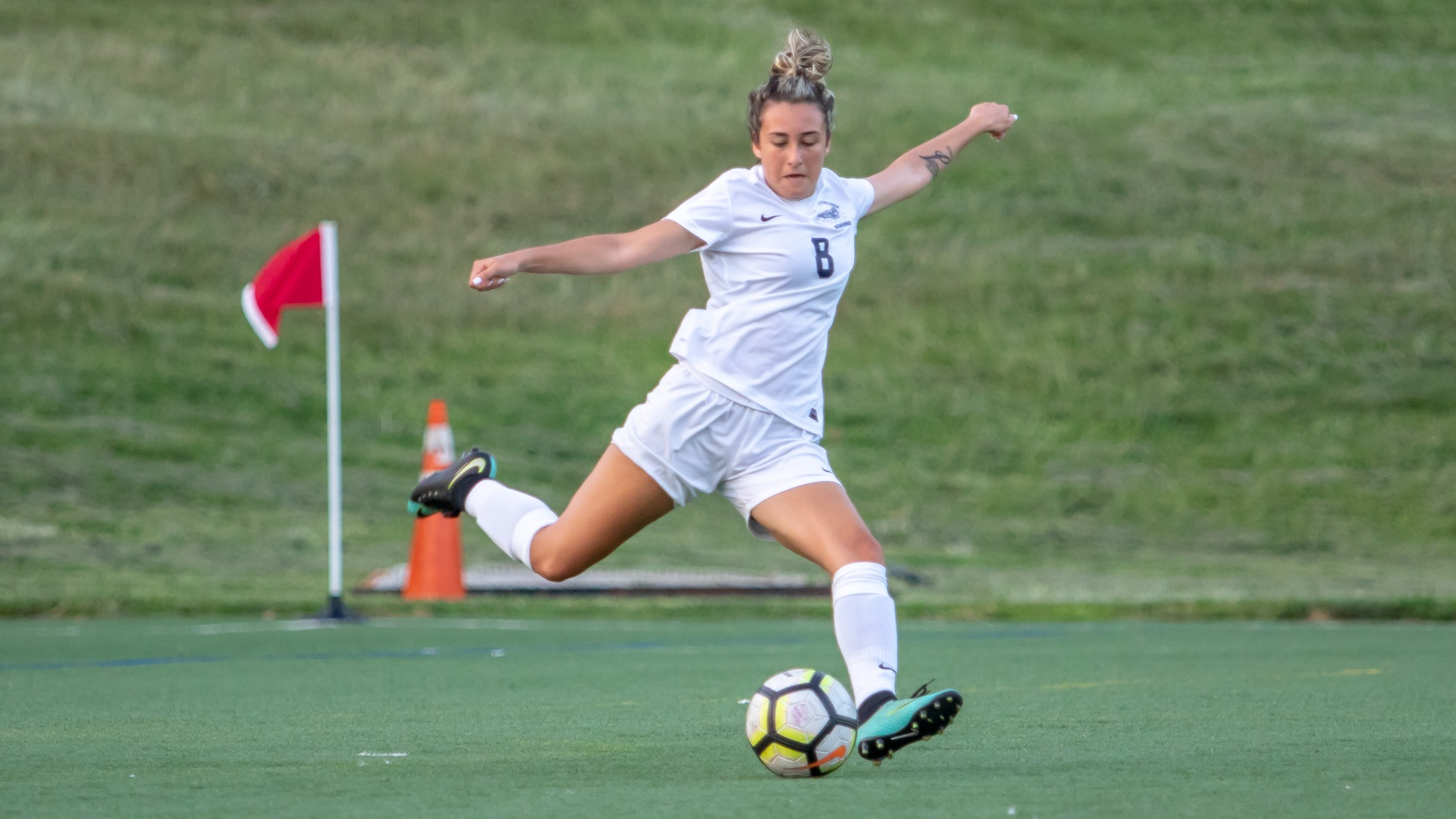 Women's Soccer Runs Streak to Three Behind Sequeira's Five-Goal Outburst Over York