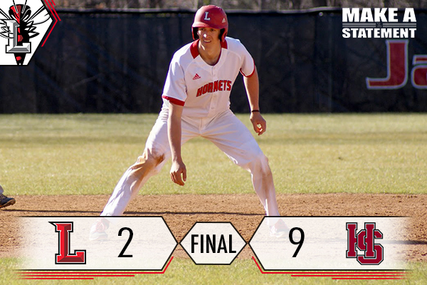 Lynchburg Baseball Extends Win Streak in 15-2 Win over Bridgewater