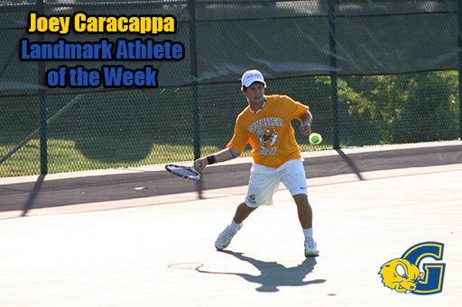 Landmark Goes With Caracappa as Week's Top Player