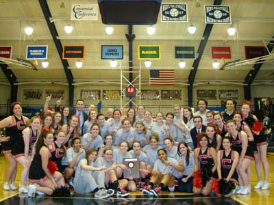 Cardinals are dancing after downing Juniata 79-69 for title