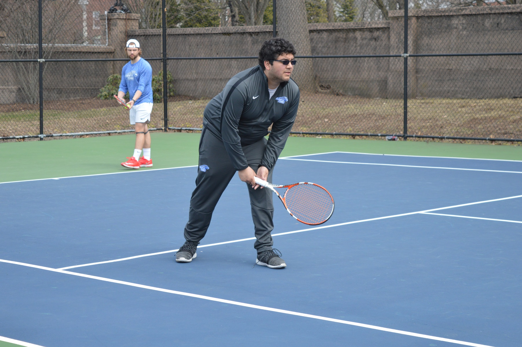Men's Tennis Loses to Rutgers-Newark, 9-0, in Conference Play