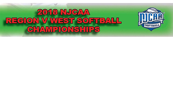 2018 NJCAA Region V West Softball Tournament Info