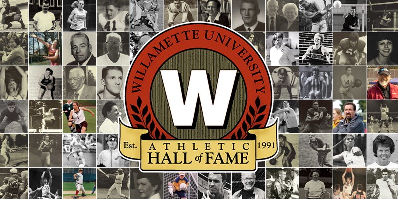 Willamette Announces Inductees for 2018 Hall of Fame Ceremony on Oct. 12