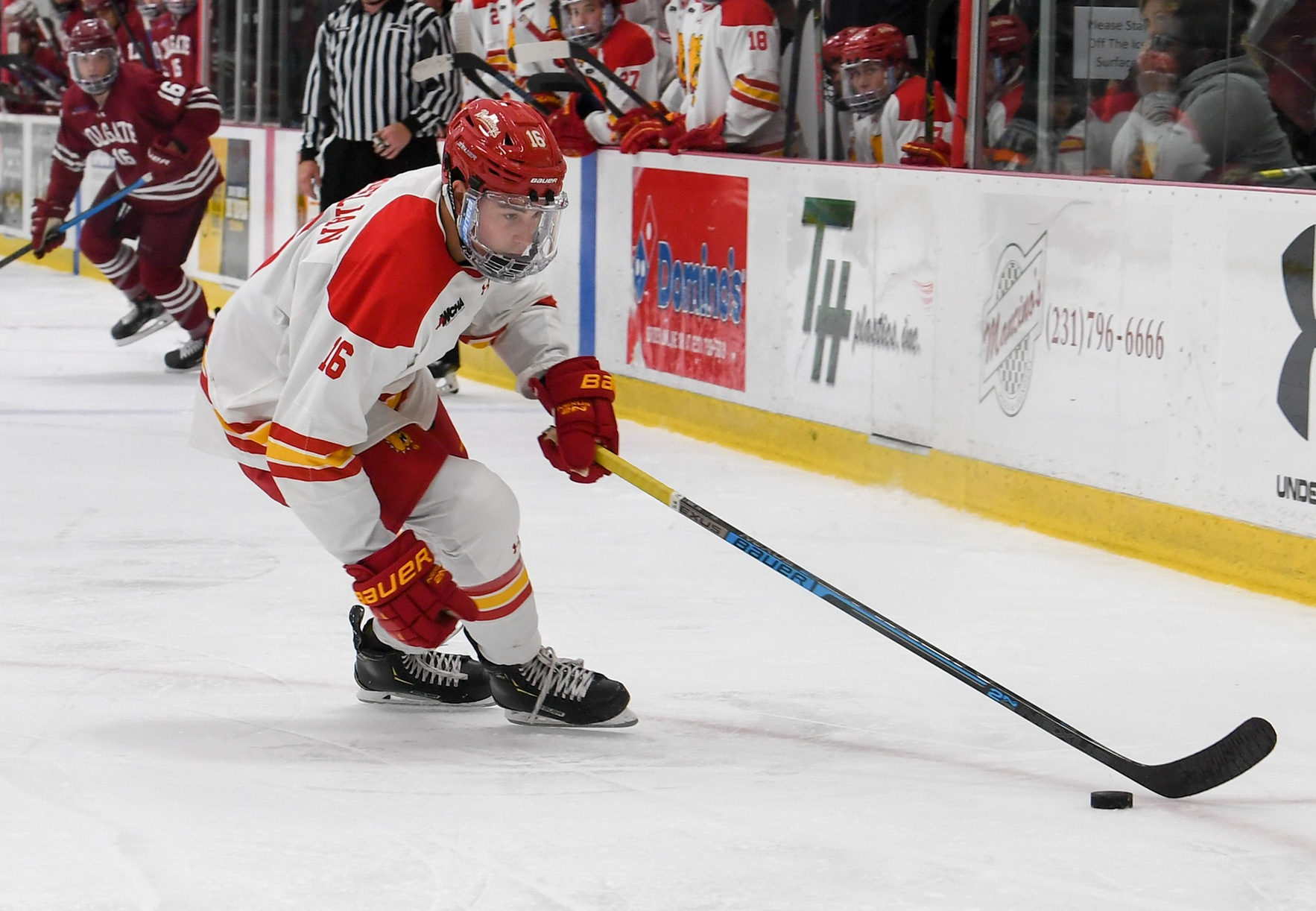 Ferris State Battles Back But Falls On Road To Western Michigan On Friday