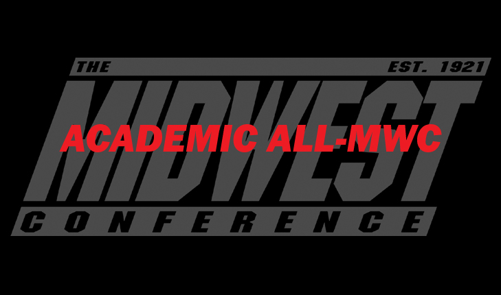 Foresters Once Again Set School Record for Academic All-MWC Honorees