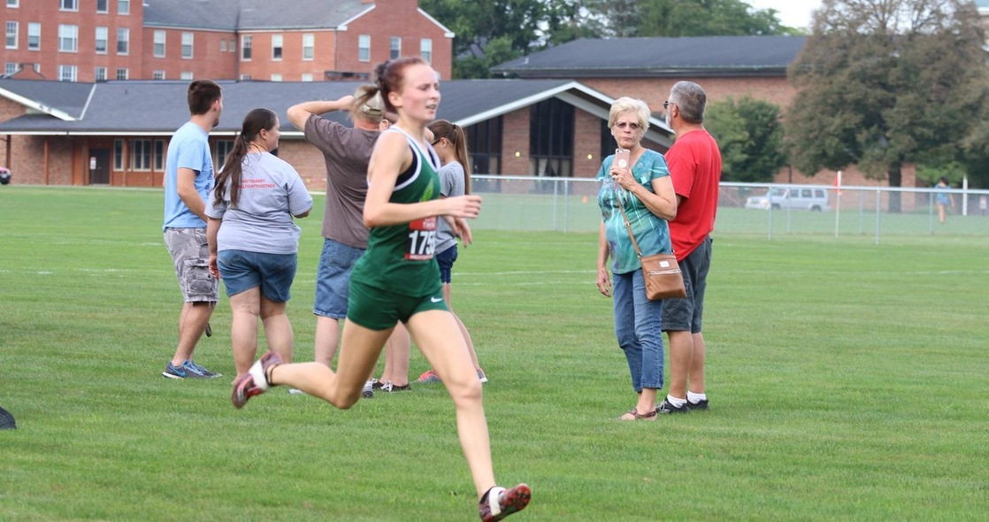 Women's Cross Country 12th at Eagle Invitational