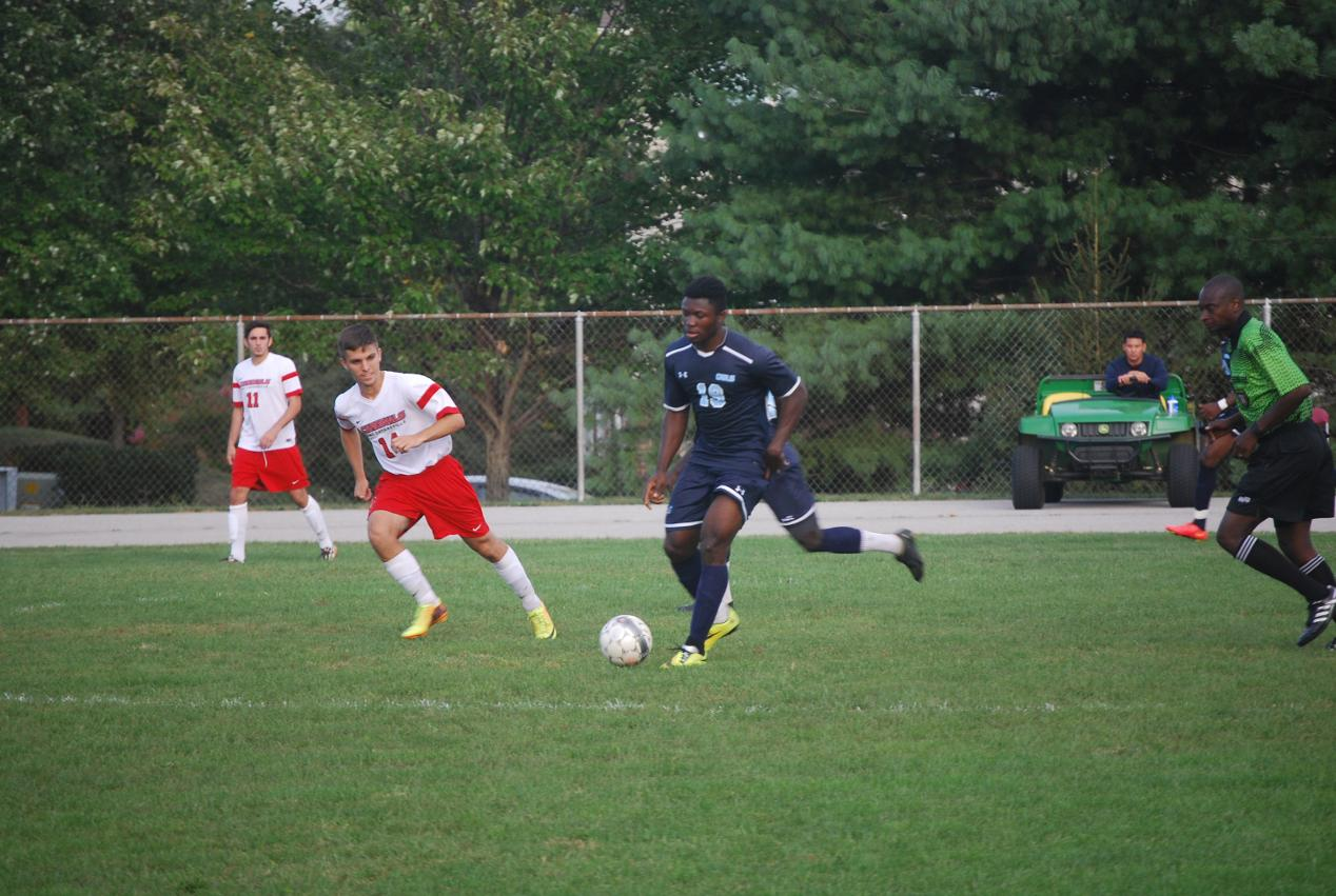 Owls Men Blanks CCBC Catonsville
