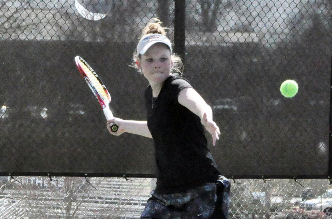 Women's Tennis: Panthers cruise by Averett 9-0