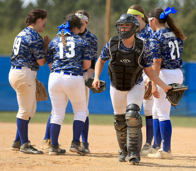 Softball Season Starts Rolling