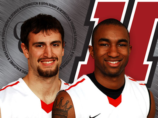 Haverford duo earns all-conference selections