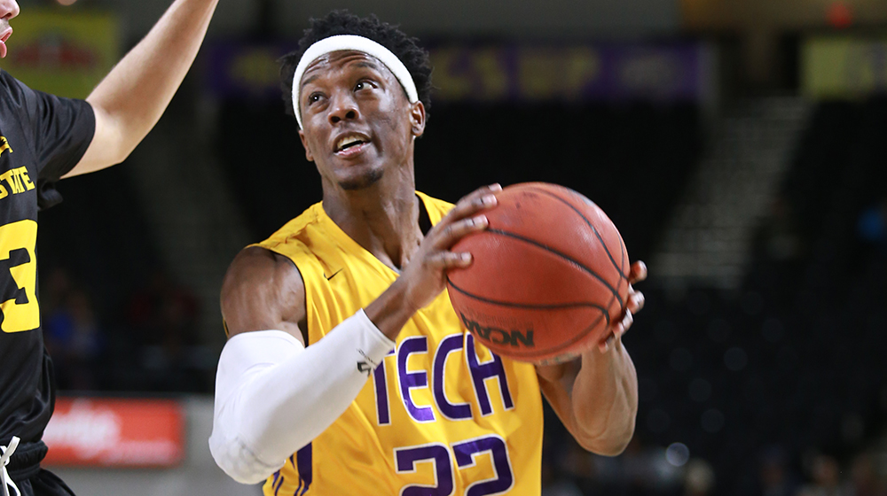 Tech rallies late past Omaha in Emerald Coast Classic, 86-85