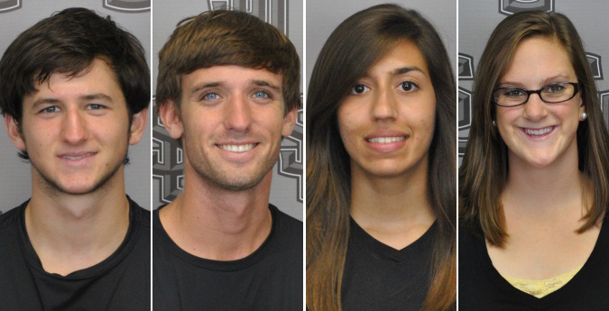 Pirates Sweep SCAC Track & Field Athlete-of-the-Week Honors