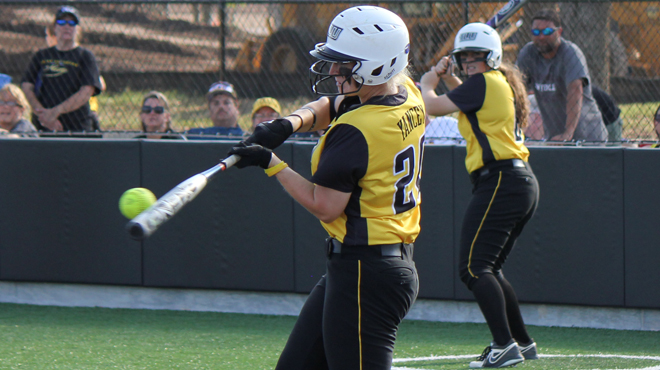 Offense Leads Bulldogs to Victory Over 'Roos at SCAC Softball Tournament