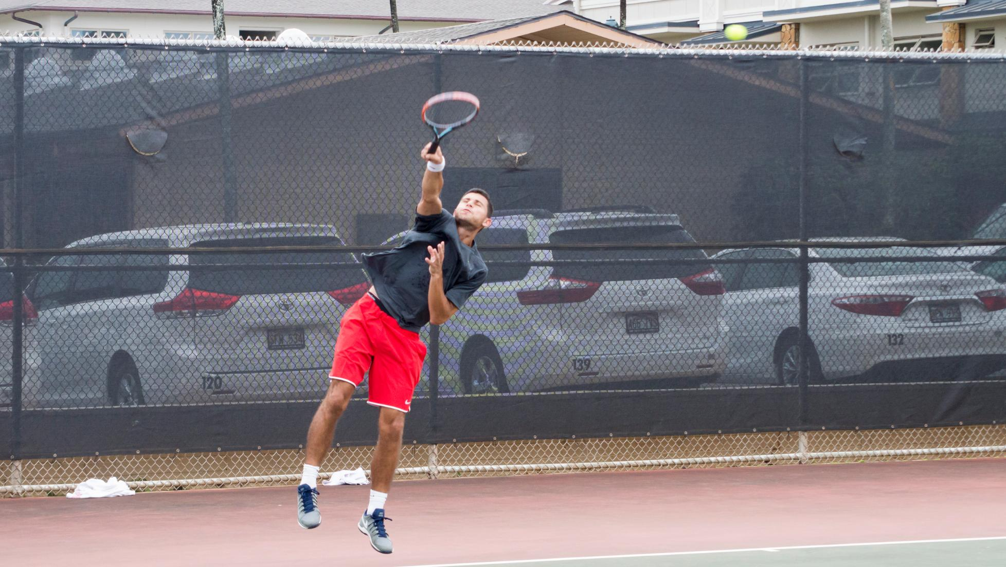 Seasiders pummel Seawolves on the hard court