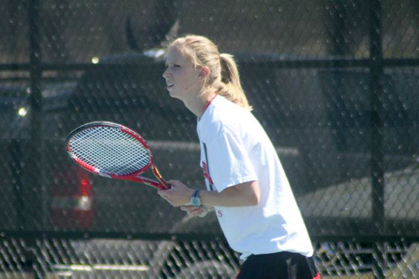 Huntingdon women's tennis downs Berry