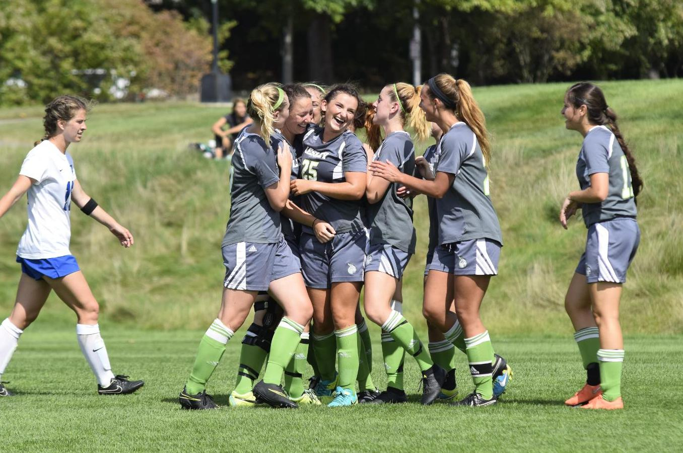 Rubin Continues to Lead Women's Soccer