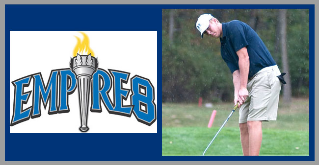 Junior Thomas Fenyak Honored as Empire 8 Conference Men's Golfer of the Week